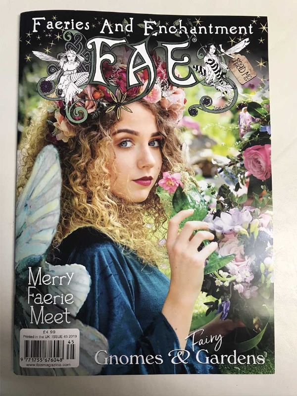 FAE Faeries and Enchantment Magazine - Issue 45 - 2019
